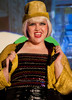 Queerios! Cast Member Holli Jackson as Columbia at The Rocky Horror Picture Show - Austin, Texas