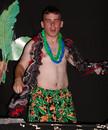 Queerios! Cast Member Adam Milks at The Rocky Horror Picture Show - Austin, Texas