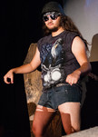 Queerios! Cast Member Ethan Wissmann at The Rocky Horror Picture Show - Austin, Texas