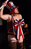 Queerios! Cast Member Chad Austin Parker at The Rocky Horror Picture Show - Austin, Texas