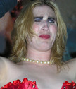 Queerios! Cast Member Jessica Smith at The Rocky Horror Picture Show - Austin, Texas