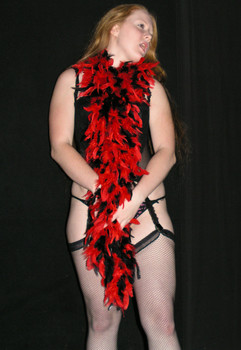 Queerios! Cast Member Whitney White at The Rocky Horror Picture Show - Austin, Texas