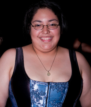 Queerios! Cast Member Jessica Trevino at The Rocky Horror Picture Show - Austin, Texas