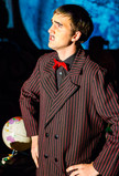 Queerios! Cast Member Randal Crider at The Rocky Horror Picture Show - Austin, Texas