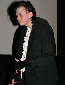 Queerios! Cast Member Helena Penn at The Rocky Horror Picture Show - Austin, Texas