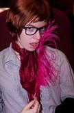 Queerios! Cast Member Grace Maverick at The Rocky Horror Picture Show - Austin, Texas
