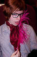 Queerios! Cast Member Grace Maverick