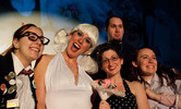 Queerios! Halloween Cast Photo - The Rocky Horror Picture Show in Austin, Texas